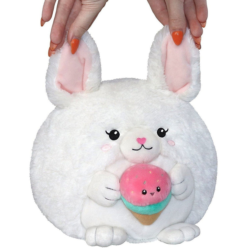 Squishables - Squishable Mini Bunny Holding Ice Cream 7""