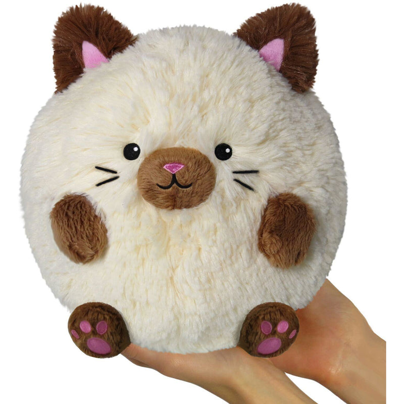 Squishables - Squishable Mini Siamese Cat 7""