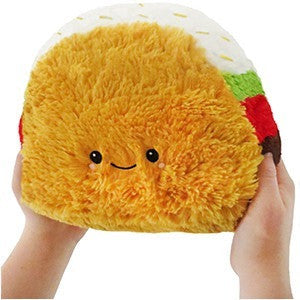 "Squishable Mini Taco 7"" - Squishables - Anglo Dutch Pools and Toys"