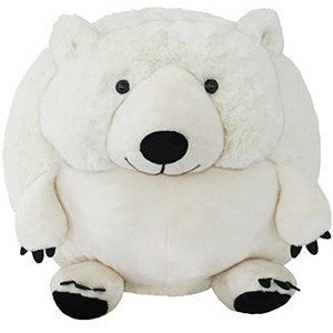 "Squishable Polar Bear 15"" - Squishables - Anglo Dutch Pools and Toys"