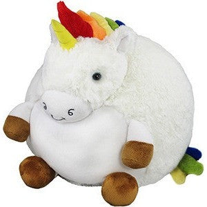 "Squishable Rainbow Unicorn 15"" - Squishables - Anglo Dutch Pools and Toys"