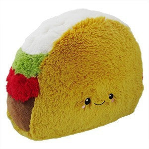 "Squishable Taco 15""- - Anglo Dutch Pools & Toys  - 1"
