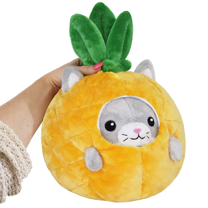Squishables - Squishable Undercover Kitty In Pineapple 7""
