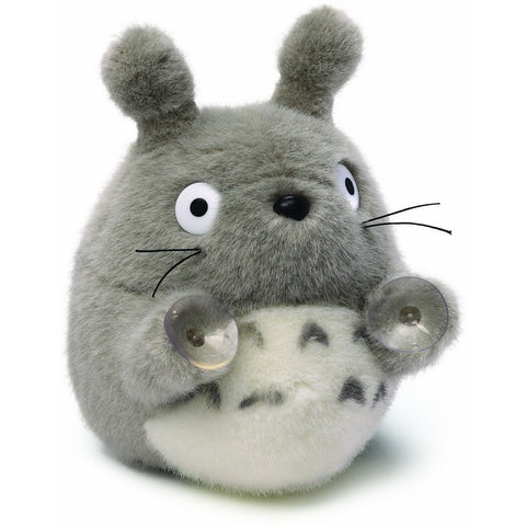 "Gund TOTORO - With Suction Cups 6.5"" - Licensed Plush Characters - Anglo Dutch Pools and Toys"