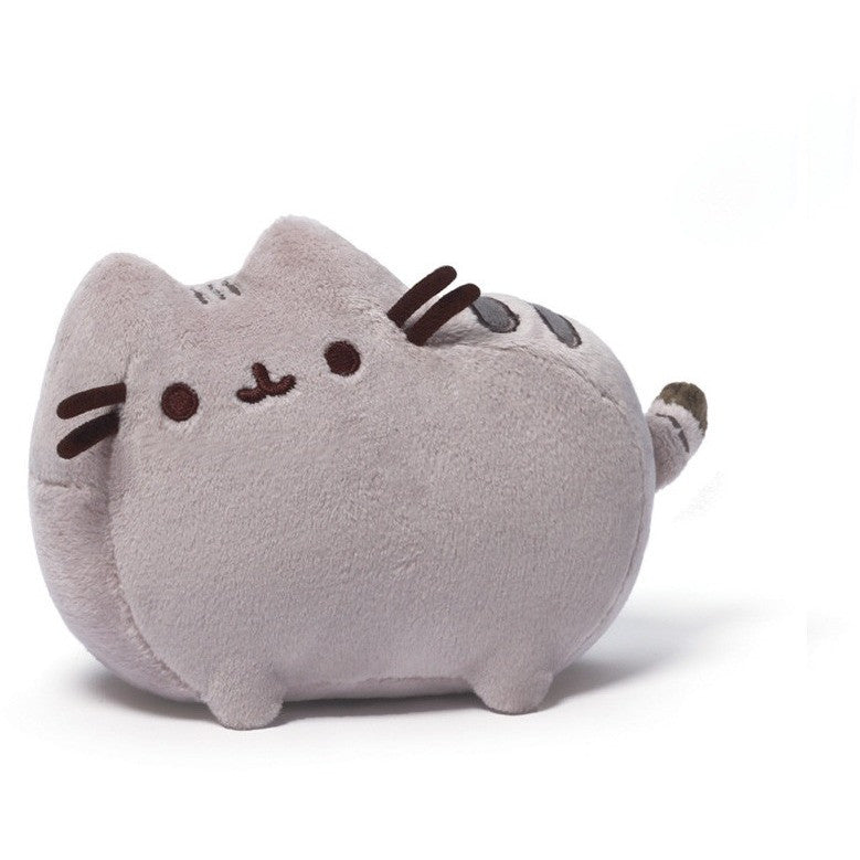 "Gund Pusheen Cat Plush 6"" - Licensed Plush Characters - Anglo Dutch Pools and Toys"