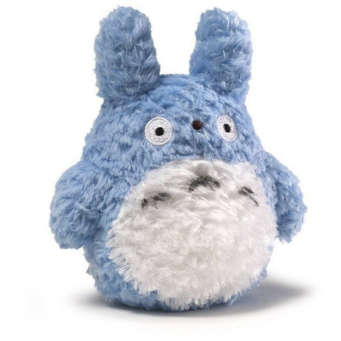 "Gund Totoro- Blue 5.5"" - Licensed Plush Characters - Anglo Dutch Pools and Toys"