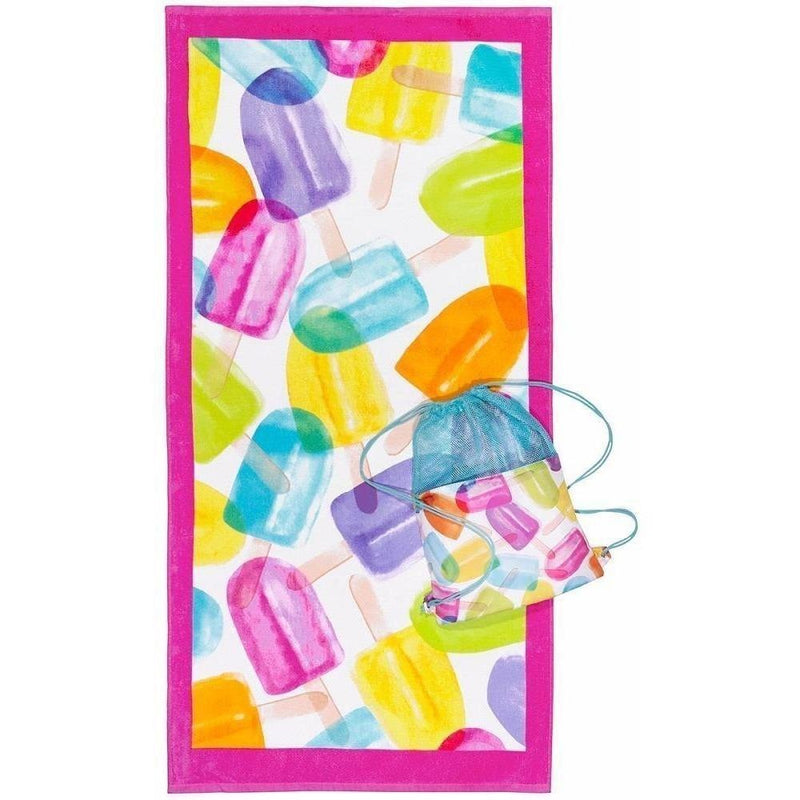 3C4G Popsicle Towel & Sling Bag