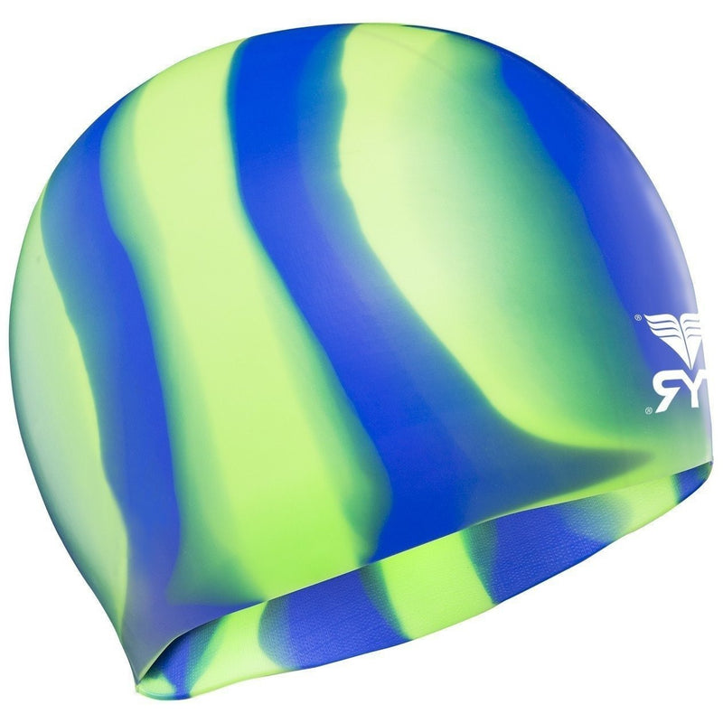 Swim Caps - TYR Multi Silicone Swim Cap