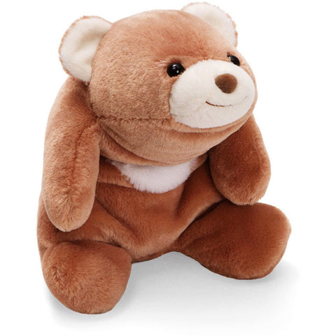 "Gund Snuffles Tan Large 10"" - Teddy Bears - Anglo Dutch Pools and Toys"