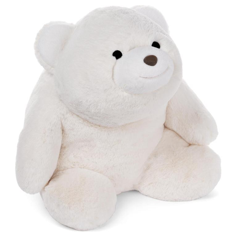 Teddy Bears - Gund Snuffles White Bear 18""