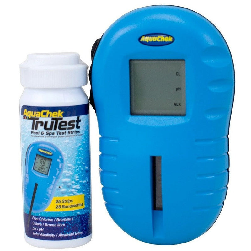 AquaChek TruTest Digital Test Strip Reader- - Anglo Dutch Pools & Toys