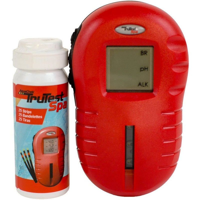 AquaChek TruTest Spa Digital Test Strip Reader- - Anglo Dutch Pools & Toys