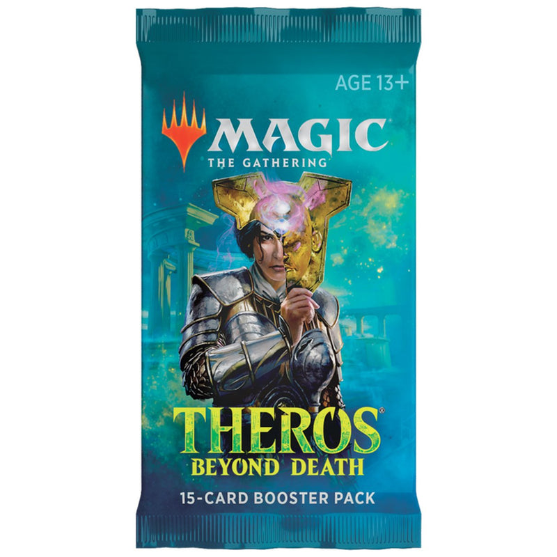 Trading Cards - Magic The Gathering: Theros Booster Pack
