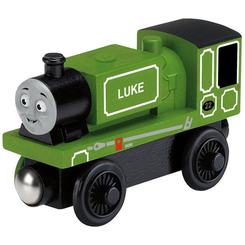 Thomas & Friends Wooden Luke Train- - Anglo Dutch Pools & Toys  - 1