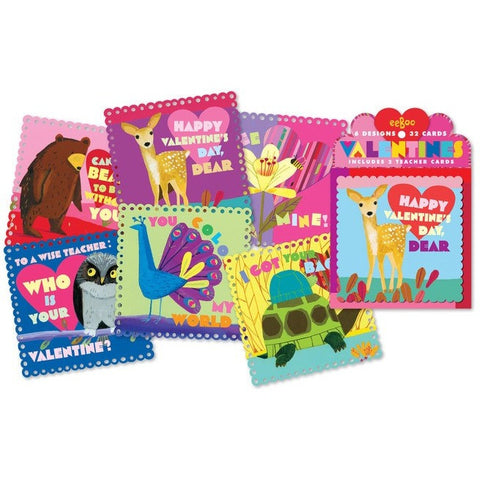 eeBoo Life on Earth Valentine - Valentine's Day Cards - Anglo Dutch Pools and Toys