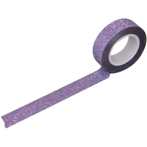 Beve! Purple Glitter Tape- - Anglo Dutch Pools & Toys  - 1
