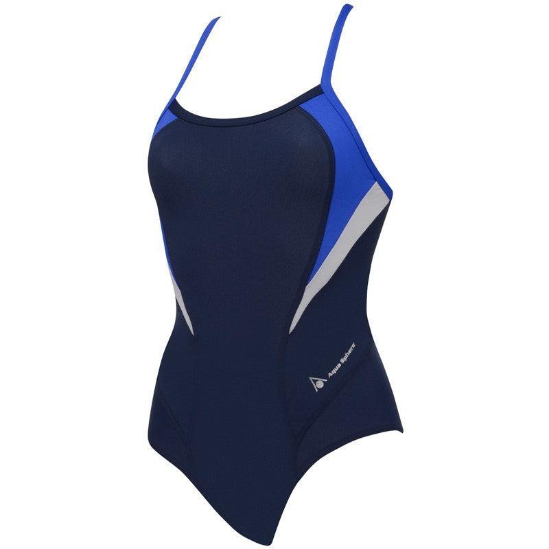 Aqua Sphere Jasmine, Navy & Royal Blue - Women's Active Fitness - Anglo Dutch Pools and Toys