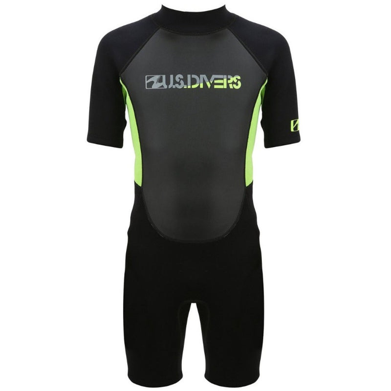 U.S. Divers Wetsuit Youth Shorty - Youth Wetsuits and Rash Guards - Anglo Dutch Pools and Toys
