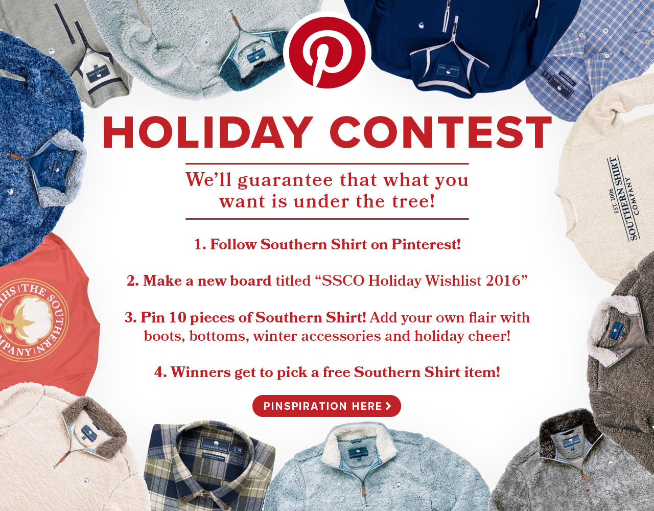 SSCO Holiday Wishlist 2016 Contest