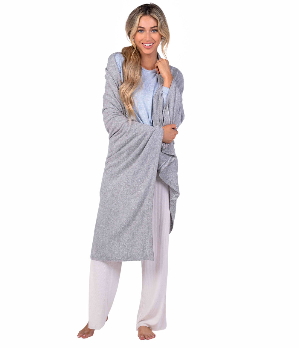 Dreamluxe™ Blanket - Frost Gray