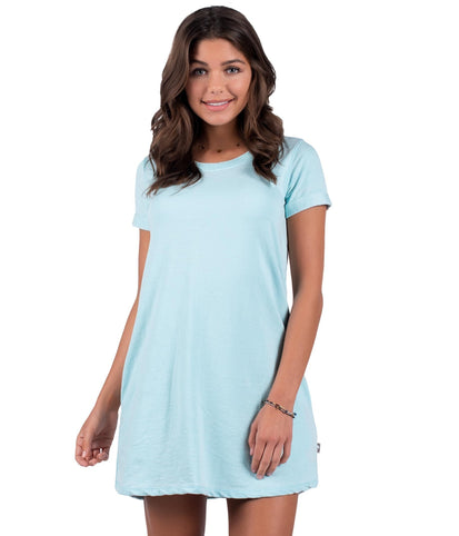 Hangout Dress - Aquatic
