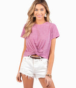 Desert Crop Tee - Flower Power