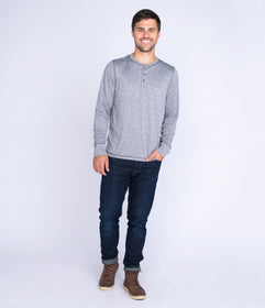 Summit Henley LS - Shade