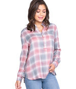Taylor Tunic Popover - Lexington