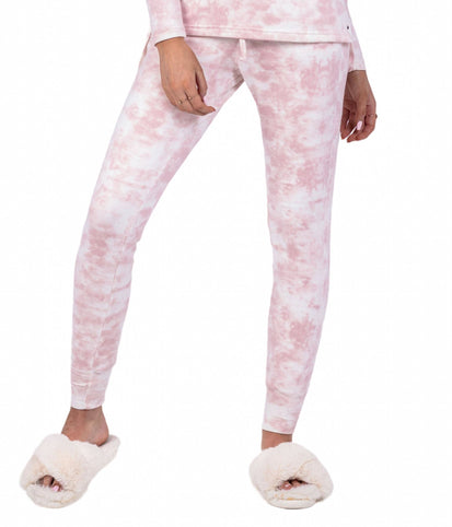 Wildest Dreams Joggers - Rose Water