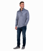 Back Nine Pullover - Oxford