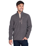 Canyon Quarter Zip - Asphalt