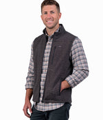 Canyon Vest - Brushed Nickel