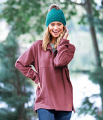 Dakota Snap Pullover - Red River