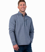 Midtown Pullover - Midnight Navy