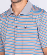 Carson Stripe Polo SS - New Boy