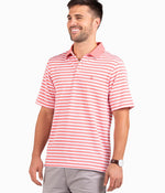 New Folly Pique Polo - Deep Sea Coral