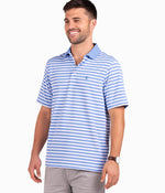 New Folly Pique Polo - Vista Blue