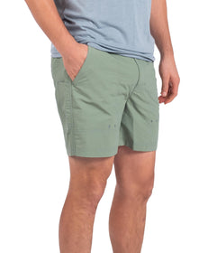 Guide Shorts - Hedge Green