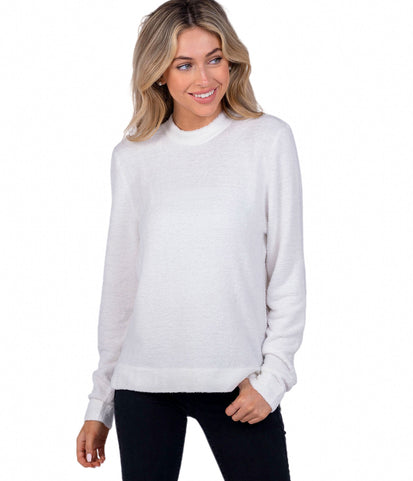 Dreamluxe Sweater - Cloud