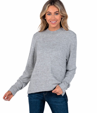 Dreamluxe Sweater - Frost Gray