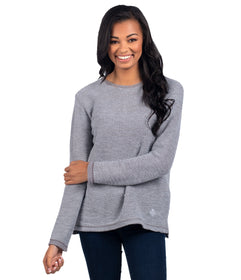 Knobby Knit Sweater - High Rise