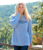 Southern Shirt Sweater/Fleece Loop Knit Terry Pullover