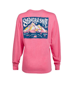 Chalky Mountains LS