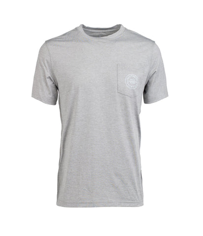 Clearwater Performance Tee - Alloy