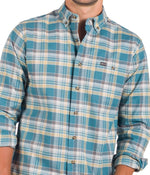 Southern Shirt Woven Shirts Evergreen / SM Cross Creek Flannel