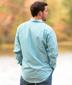 Southern Shirt Woven Shirts Harbor Plaid