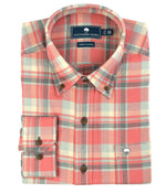 Southern Shirt Woven Shirts Kennesaw Flannel