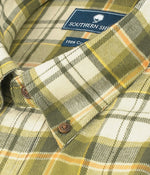 Southern Shirt Woven Shirts Shady Pine Flannel