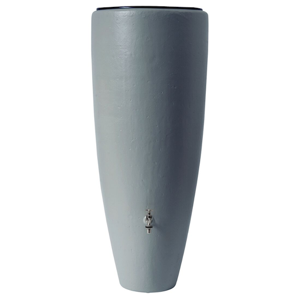 Graf 2in1 Water Tank - Zinc Grey