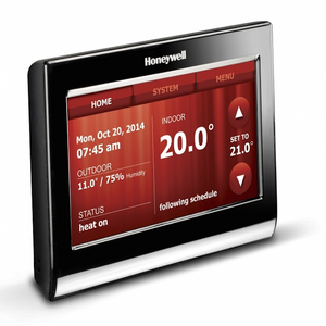 Honeywell Voice Controlled Thermostat